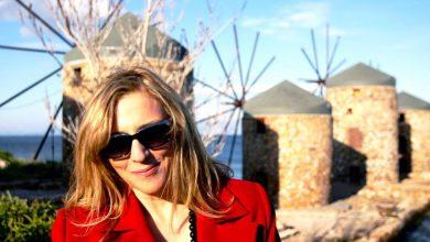 Rena Pagoudi-Damigou, Sakız Adası Turizm Dairesi Yöneticisi, MegaPlus Dergisi 30. Sayı