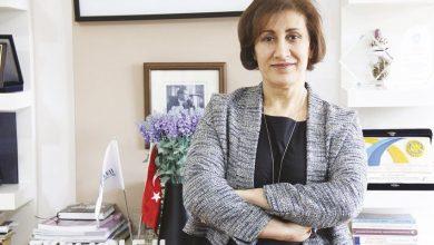 Ege Çağdaş Eğitim Vakfı Başkanı ve Ekin Koleji Kurucu Genel Müdürü Yasemin Reşitoğlu