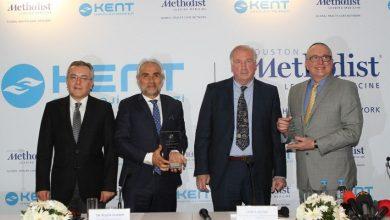 Türkiye'nin en kapsamlı onkoloji merkezlerinden olan Kent Onkoloji Merkezi İzmir'de açıldı