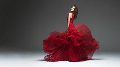 Kadının Rengi kırmızı - Damla Özal - Megaplus Dergisi - Mart 2019