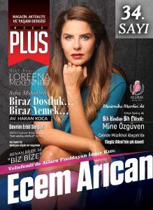 MegaPlus Dergisi 34. Sayı Kapak