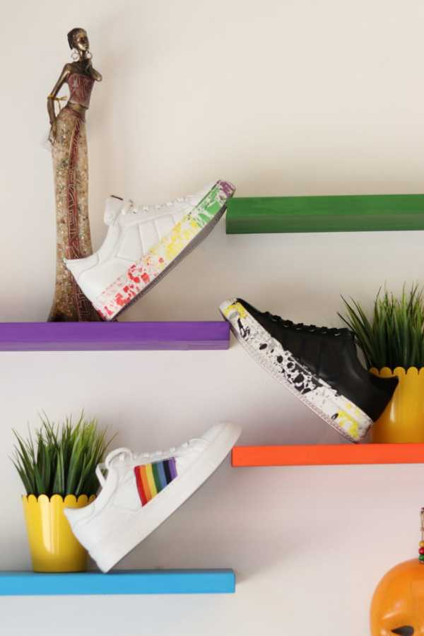 Rollerbird Whirring Colors spor Ayakkabı - MegaPlus Dergisi 34. Sayı
