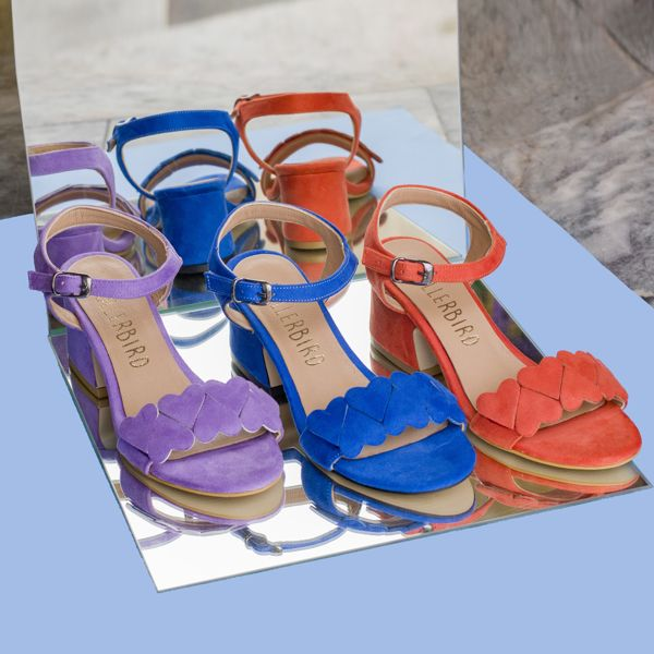 Rollerbird Whirring Colors bayan açık  Ayakkabı - MegaPlus Dergisi 34. Sayı