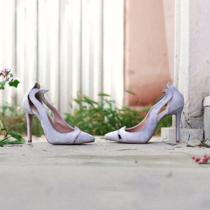Rollerbird Whirring Colors topuklu bayan Ayakkabı - MegaPlus Dergisi 34. Sayı