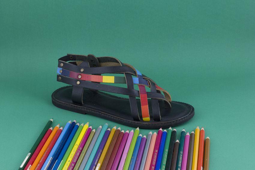 Rollerbird Whirring Colors sandalet Ayakkabı - MegaPlus Dergisi 34. Sayı
