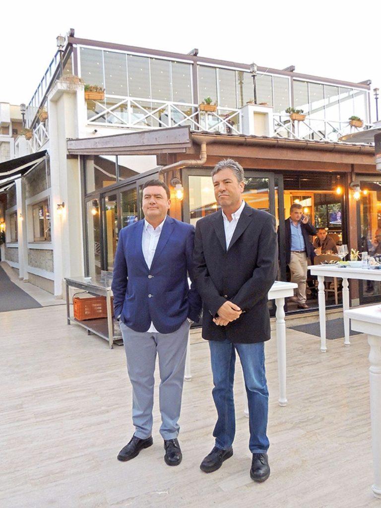 Bizim Gazino balık restaurantı, izmir, megaplus dergisi 35. sayı
