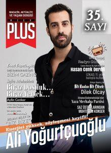 Megaplus dergisi 35. sayı Temmuz 2019 Kapak