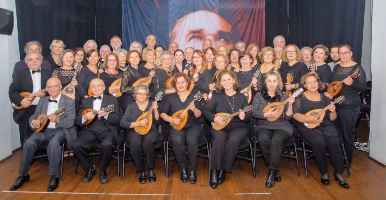 TOBAV Mandolin orkestrası, Hale Gökalpsezer, Çağrı, Megaplus dergisi 35. sayı